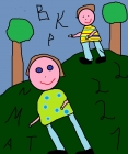 """""""Gaudynės tarp raidžių ir skaičių"""" Milvydas Šlažikas, 4 klasė, Užvenčio Šatrijos Raganos gimnazija"""