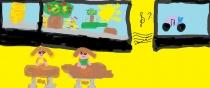 """""""Margaritos diena mokykloje"""" M. D., 2 klasė, Kauno Bernardo Brazdžionio mokykla"""