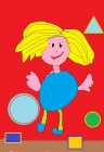 """""""Geometrinės figūros - tai įdomu"""" Emilija Rimkutė, 2 klasė, Užvenčio Šatrijos Raganos gimnazija"""