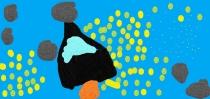 """""""Lankysiu kosmoso mokyklą"""" Nojus, 1 klasė, Kauno r. Kačerginės mokykla-daugiafunkcis centras"""