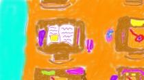"""""""Mano suolas"""" Ugnė Gustaitytė, 3 klasė, Kauno Bernardo Brazdžionio mokykla"""
