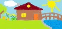 """""""Pavasario darbai mano sodyboje"""" Sebastianas Sabaitis, 4 klasė, Vilniaus Žygimanto Augusto pagrindinė mokykla"""