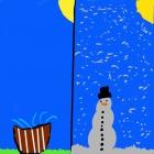 """""""Žiemos ir vasaros pramogos"""" Laurynas, 4 klasė, Radviliškio r. Šeduvos gimnazija"""