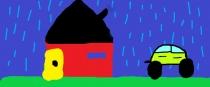 """""""Myliu namą, myliu lietų ir keliones"""" Vincentas, 1 klasė, Kauno r. Kačerginės mokykla-daugiafunkcis centras"""