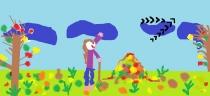 """""""Aš padedu gamtai"""" Neda Kralikauskaitė, 4 klasė, Kaišiadorių r. Žiežmarių mokykla-darželis """"Vaikystės dvaras"""""""