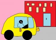 """""""Mano svajonių mašina""""  Milvydas Šlažikas, 3 klasė, Užvenčio Šatrijos Raganos gimnazija"""