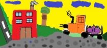 """""""Mažasis ūkininkas"""" Aironas, 3 klasė, Radviliškio r. Šeduvos gimnazija"""