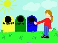 """Aš rūšiuoju"" Vesta, 4 klasė, Radviliškio Vinco Kudirkos progimnazija"