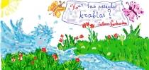 """""""Kur tas pasaulio kraštas?"""" Glorija Mačiulytė, 3 klasė, Kaišiadorių rajono Žiežmarių mokykla-darželis"""