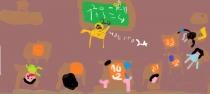 """""""Nojaus diena mokykloje"""" N. P., 2 klasė, Kauno Bernardo Brazdžionio mokykla"""