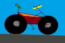 """""""Renkuosi dviratį be pagalbinių ratukų""""Kajus, 1 klasė,Kelmės r. Užvenčio Šatrijos Raganos gimnazija"""