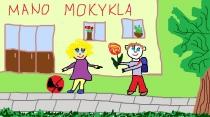 """""""Jorio  mokykla"""" Joris Mačiulis, 3 klasė, Kauno Bernardo Brazdžionio mokykla"""