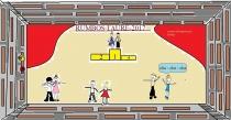 """""""Svajoju tapti geriausia šokėja"""" Augustina Janušauskaitė, 3 klasė, Radviliškio Vinco Kudirkos progimnazija"""