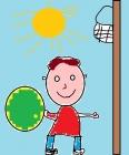 """""""Mokysiuos ir būsiu krepšininkas"""" Arnas Stulpinas, 4 klasė, Užvenčio Šatrijos Raganos gimnazija"""