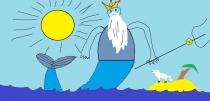 """""""Arklio Dominyko kelionė į žvaigždes"""" Dominykas Jonuška, 3 klasė, Šilalės raj. Kaltinėnų Aleksandro Stulginskio gimnazija"""
