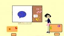 """""""Noriu būti mokytoja"""" U. Š., 1 klasė, Krakių Mikalojaus Katkaus gimnazija"""
